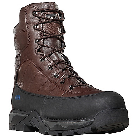 Free Shipping. Danner Men's Vandal NMT Boot DECENT FEATURES of the Danner Men's Vandal NMT Boot Durable, waterproof full-grain leather upper Available with Thinsulate Ultra Insulation 360deg abrasion resistant rand Deeply padded collar and heel 100% waterproof and breathable Gore-Tex lining Cushioning Fatigue Fighter footbed Dual density midsole offers a top layer for comfort and a bottom layer for support Lightweight and stable performance of Danner's Terra Force platform Oil and slip resistant Danner Vibram outsole with a 90deg heel Vibram's Dri-Ice compound for superior traction in cold weather Alloy toe and non-metallic toe meets or exceeds ASTM F2413-11 M I/75 C/75 EH standards The SPECS Weight: 75 oz Height: 8in. Insulation: 600 g Safety Toe: NMT Last: 850 Lining: Gore-Tex Shank: Nylon - $259.95