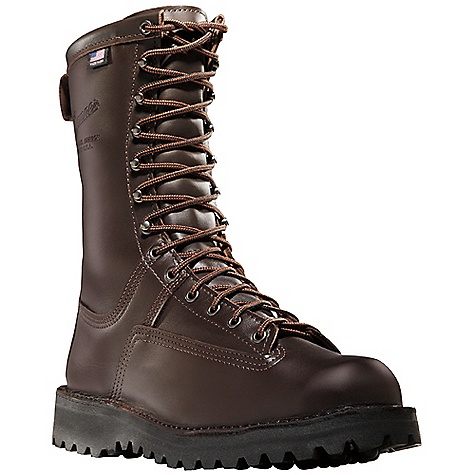 Hunting Free Shipping. Danner Men's Canadian Boot DECENT FEATURES of the Danner Men's Canadian Boot Durable, waterproof full-grain leather upper Made with Thinsulate Ultra Insulation 10in. ankle height for stability while stalking through difficult terrain Triple stitched for uncompromising fit and superior protection 100% waterproof and breathable Gore-Tex lining Danner Airthotic heel cradle and arch support Strength and stability of Danner's hand-crafted stitchdown construction Patented Danner Bob self-cleaning outsole for steady tracking in snow and mud Recraftable The SPECS Weight: 79 oz Height: 10in. Insulation: 600 g Last: 650 Lining: Gore-Tex Shank: Fiberglass - $374.95
