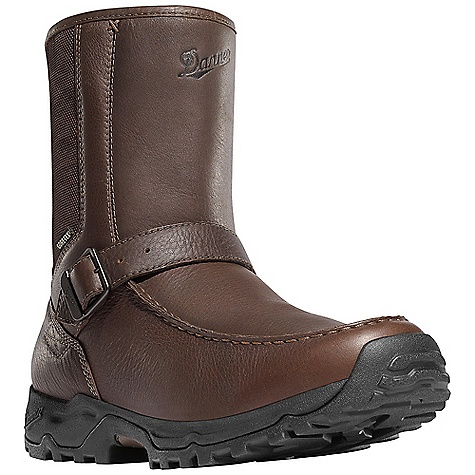 Hunting Free Shipping. Danner Men's Fowler 10IN GTX Boot DECENT FEATURES of the Danner Men's Fowler 10IN GTX Boot Durable, waterproof full-grain leather upper with rugged and lightweight 1000 Denier nylon Rugged hardware for secure fit and long lasting performance Available with a rear zipper 100% waterproof and breathable Gore-Tex lining Antimicrobial polyurethane footbed with open cell construction for air circulation EVA midsole provides added cushioning Co-molded TPU plate for underfoot protection and stability Lightweight and athletic performance of Danner's Synergy System platform Vibram Leader outsole featuring a low lug pattern for non-loading trail performance The SPECS Weight: 44 oz Height: 10in. Last: DT 4 Lining: See Below Shank: Nylon - $209.95