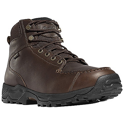 Hunting Free Shipping. Danner Men's Fowler 5.5IN GTX Boot DECENT FEATURES of the Danner Men's Fowler 5.5IN GTX Boot Durable, waterproof full-grain leather upper with rugged and lightweight 1000 Denier nylon Rugged hardware for secure fit and long lasting performance 100% waterproof and breathable Gore-Tex lining Antimicrobial polyurethane footbed with open cell construction for air circulation EVA midsole provides added cushioning Co-molded TPU plate for underfoot protection and stability Lightweight and athletic performance of Danner's Synergy System platform Vibram Leader outsole featuring a low lug pattern for non-loading trail performance The SPECS Weight: 42 oz Height: 5.5in. Last: DT 4 Lining: See Below Shank: Nylon - $169.95
