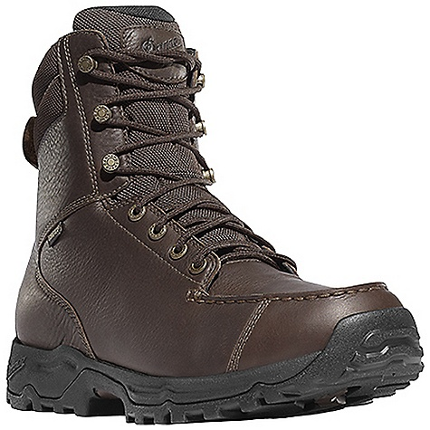 Hunting Free Shipping. Danner Men's Fowler 8IN GTX Boot DECENT FEATURES of the Danner Men's Fowler 8IN GTX Boot Durable, waterproof full-grain leather upper with rugged and lightweight 1000 Denier nylon Rugged hardware for secure fit and long lasting performance 100% waterproof and breathable Gore-Tex lining Antimicrobial polyurethane footbed with open cell construction for air circulation EVA midsole provides added cushioning Co-molded TPU plate for underfoot protection and stability Lightweight and athletic performance of Danner's Synergy System platform Vibram Leader outsole featuring a low lug pattern for non-loading trail performance The SPECS Weight: 44 oz Height: 8in. Last: DT 4 Lining: See Below Shank: Nylon - $189.95