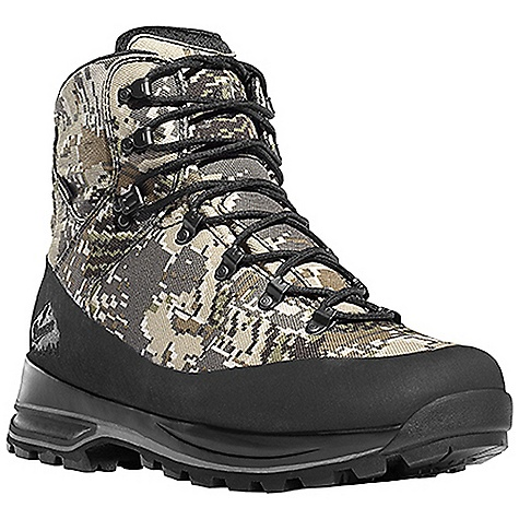 Hunting Free Shipping. Danner Men's Full Curl XCR Boot DECENT FEATURES of the Danner Men's Full Curl XCR Boot 1200 Denier polyester upper Abrasion resistant 360 degree rubber rand Speed hooks lace system 100% waterproof and breathable Gore-Tex XCR lining Cushioning antimicrobial polyurethane footbed with a layer of open cell construction for air circulation Danner's new Dynamic Ride Plate System is engineered for optimal stability underfoot. The incorporated Pebax framework allows springboard return, even in cold environments, while the dual-density polyurethane midsole provides superior shock absorption and durability Gore Optifade concealment is the first technology based on the visual capability of deer, elk and other ungulates, which incorporates the micro and macro patterns of the animal kingdom to help make hunters unrecognizable as predators, even when detected Vibram Tsavo outsole for superior traction in rugged high-angle terrain environments The SPECS Weight: 61 oz Height: 7in. Last: DLE-1H Lining: Gore-Tex Shank: Integrated Polypropolene - $239.95