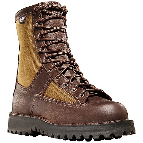 Hunting Free Shipping. Danner Men's Grouse Boot DECENT FEATURES of the Danner Men's Grouse Boot Durable, waterproof full-grain leather upper with breathable Cordura nylon Triple stitched for uncompromising fit and superior protection 100% waterproof and breathable Gore-Tex lining Danner Airthotic heel cradle and arch support Strength and stability of Danner's hand-crafted stitchdown construction Patented Danner Bob self-cleaning outsole for steady tracking in snow and mud Recraftable The SPECS Weight: 67 oz Height: 8in. Last: 650 Lining: Gore-Tex Shank: Fiberglass - $309.95