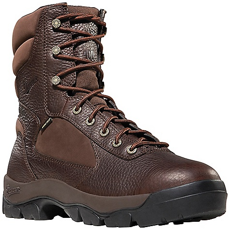 Hunting Free Shipping. Danner Men's High Country Insulated Boot DECENT FEATURES of the Danner Men's High Country Insulated Boot Durable, waterproof full-grain all-leather upper Available with Thinsulate Ultra Insulation Rugged hardware for secure fit and long lasting performance 100% waterproof and breathable Gore-Tex lining Cushioning Fatigue Fighter footbed Full length insole board for additional support Vibram Dri Foot outsole for unmatched traction and underfoot support The SPECS Weight: 67 oz Height: 7in. Insulation: 400 g Last: 610 Lining: Gore-Tex Shank: Insole Board - $189.95