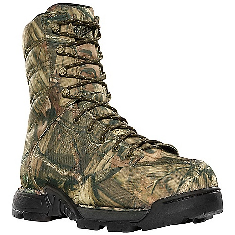 Hunting Free Shipping. Danner Men's Pathfinder 1000G Insulated Boot DECENT FEATURES of the Danner Men's Pathfinder 1000G Insulated Boot Rugged and lightweight 1000 Denier nylon upper Available with Thinsulate Ultra Insulation Deeply padded collar Rugged hardware for secure fit and long lasting performance 100% waterproof and breathable Gore-Tex lining Cushioning polyurethane footbed Lightweight and stable performance of Danner's Terra Force platform Danner Mountain Goat outsole for solid traction over rugged terrain The SPECS Weight: 62 oz Height: 8in. Insulation: 1000 g Last: 851 Lining: Gore-Tex Shank: Nylon - $209.95