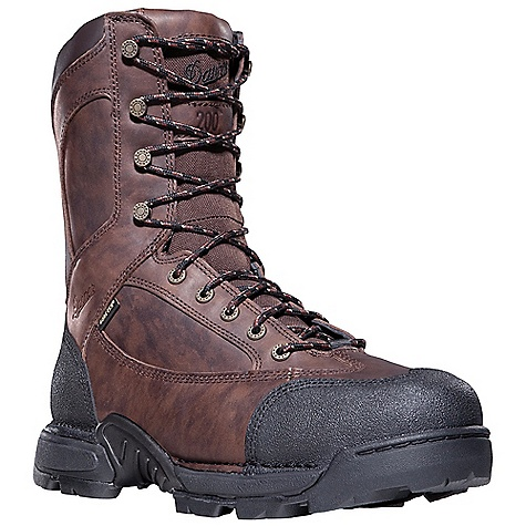 Hunting Free Shipping. Danner Men's Pronghorn 200G Insulated Boot DECENT FEATURES of the Danner Men's Pronghorn 200G Insulated Boot Durable, waterproof full-grain leather upper with rugged and lightweight 1000 Denier nylon Available with Thinsulate Ultra Insulation All-leather style available Abrasion resistant toe and heel cap Rugged hardware for secure fit and long lasting performance 100% waterproof and breathable Gore-Tex lining Cushioning Fatigue Fighter footbed Lightweight and stable performance of Danner's Terra Force platform Danner Mountain Goat outsole for solid traction over rugged terrain The SPECS Weight: 71 oz Height: 8in. Insulation: 200 g Last: 851 Lining: Gore-Tex Shank: Nylon - $199.95