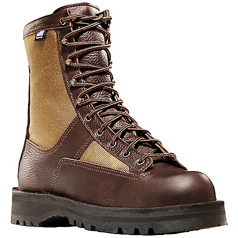 Hunting Free Shipping. Danner Sierra Boot DECENT FEATURES of the Danner Sierra Boot Durable, waterproof full-grain leather upper with breathable Cordura nylon Made with Thinsulate Insulation Triple stitched for uncompromising fit and superior protection 100% waterproof and breathable Gore-Tex lining Danner Airthotic heel cradle and arch support Strength and stability of Danner's hand-crafted stitchdown construction Vibram 1276 Sierra outsole for traction in diverse terrain Recraftable The SPECS Weight: Men's: 69 oz, Women's: 60 oz Height: Men's: 8in., Women's: 8in. Last: 650 Lining: Gore-Tex Shank: Fiberglass - $319.95
