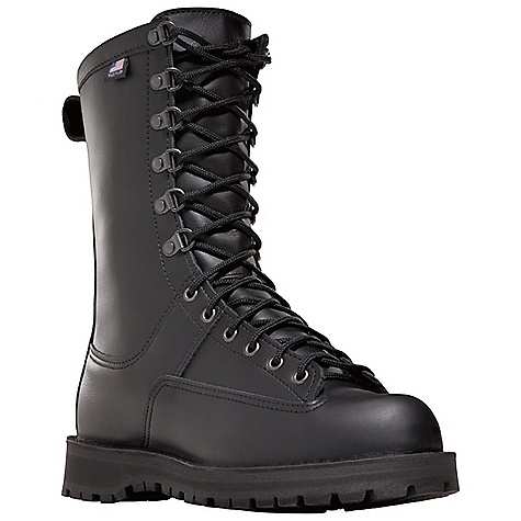 Free Shipping. Danner Fort Lewis 10IN Boot DECENT FEATURES of the Danner Fort Lewis 10IN Boot Durable, waterproof, polishable full-grain leather upper Double stitched for uncompromising fit and superior protection Lace-to-toe design for secure fit 100% waterproof and breathable Gore-Tex lining Strength and stability of Danner's handcrafted stitchdown construction Vibram Kletterlift outsole for superior traction, stability and shock absorption Recraftable Berry compliant The SPECS Lining: Gore-Tex Last: 650 /516 (NMT) Shank: Fiberglass Height: 10in. Weight: Men's: 74 oz, Women's: 64 oz - $329.95