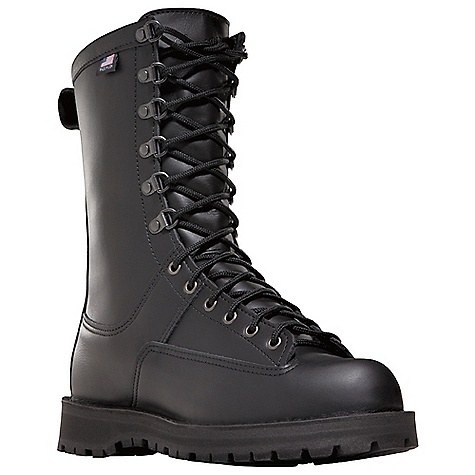 Free Shipping. Danner Fort Lewis 10IN Insulated NMT Boot DECENT FEATURES of the Danner Fort Lewis 10IN Insulated NMT Boot Durable, waterproof, polishable full-grain leather upper Available with Thinsulate Ultra Insulation Double stitched for uncompromising fit and superior protection Lace-to-toe design for secure fit 100% waterproof and breathable Gore-Tex lining Strength and stability of Danner's handcrafted stitchdown construction Vibram 1276 Sierra outsole with Vibram's Dri-Ice compound for superior traction in cold weather Non-Metallic safety toe meets or exceeds ASTM F2413-05 M I/75 C/75 EH standards Recraftable The SPECS Lining: Gore-Tex Last: 650 /516 (NMT) Shank: Fiberglass Insulation: 600G Height: 10in. Weight: Men's: 66 oz, Women's: 80 oz - $369.95