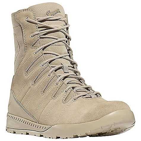 Free Shipping. Danner Men's Melee 8IN Boot DECENT FEATURES of the Danner Men's Melee 8IN Boot Durable 1000 Denier nylon Breathable moisture-wicking lining DWR coated for water-resistant protection Abrasion resistant toe and heel cap Cushioning polyurethane footbed EVA midsole for shock absorption with an ESS external coating for abrasion resistance Patent pending Danner VIA technology Features a Vibram V-4 ultra-abrasion rubber compound in the medial side arch for fast roping control Danner Melee outsole featuring a 360deg pentagonal low lug pattern for grip in all directions More rugged outer lug pattern which sheds water and provides maximum surface contact Nylon shank 8in. height 45 oz - $159.95