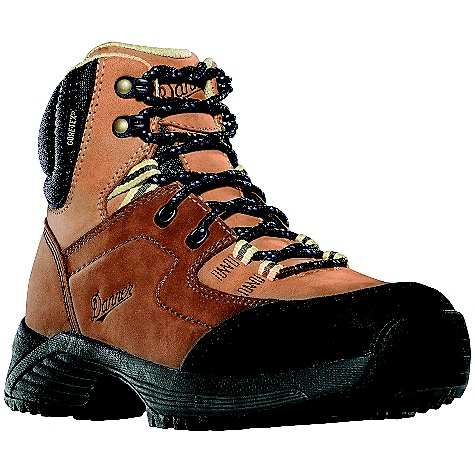 Camp and Hike Free Shipping. Danner Women's Zigzag Trail Boot DECENT FEATURES of the Danner Women's Zigzag Trail Boot 100% waterproof and breathable GORE-TEX(R) liner is engineered to keep your feet dry and comfortable - even in extreme conditions Full-grain and nubuck leathers offer protection in cold and wet environments while offering some of the best abrasion- and scuff-resistance of all of our leather options EVA dual density platform provides lightweight athletic performance with maximum support and cushioning on the trails Abrasion resistant toe for protection in high wear areas Synergy heel system optimizes responsive fit by locking the heel into the pocket and allows for a lower volume fit Danner Trailguard outsole features unique acceleration and braking zones combined with traditional lug patterns in the center of the foot for superior traction on varied surfaces Co-Molded ESS plate for underfoot protection and stability The SPECS 6in. height 34 oz - $159.95
