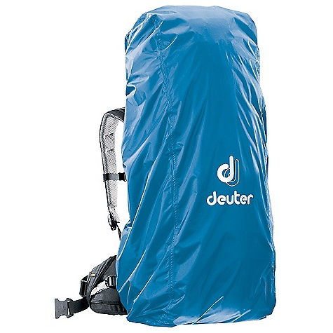 The Rain Cover III by Deuter. All Deuter Rain Covers use lightweight waterproof nylon and have taped seams. Features of the Deuter Rain Cover III PU Coating and Taped Seams Ensure Rain Protection High-visibility Color for Additional Safety 3M Reflective - $35.00