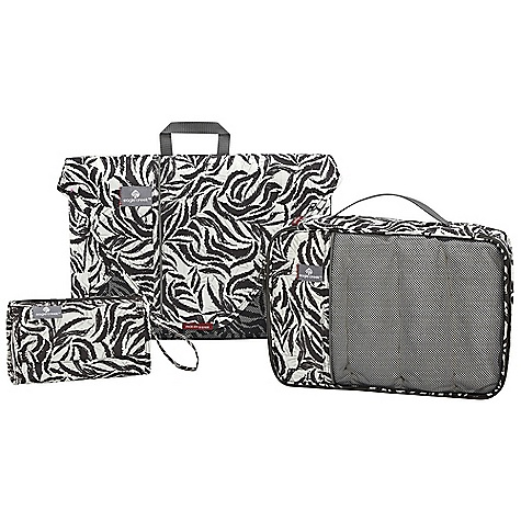 Entertainment On Sale. Eagle Creek Pack-It World Traveler System Set DECENT FEATURES of the Eagle Creek Pack-It World Traveler System Set Pack-It Folder 18 Pack-It Cube Pack-It Cosmo Small The SPECS 300D Poly Micro-Weave - $30.00