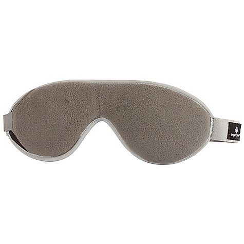 Entertainment Eagle Creek Sandman Eyeshade FEATURES of the Eagle Creek Sandman Eyeshade Ultra-soft and washable fleece for comfort Pocket for storing your earplugs (not included) Lights out coverage Comfortable adjustable elastic strap for a perfect fit - $15.95