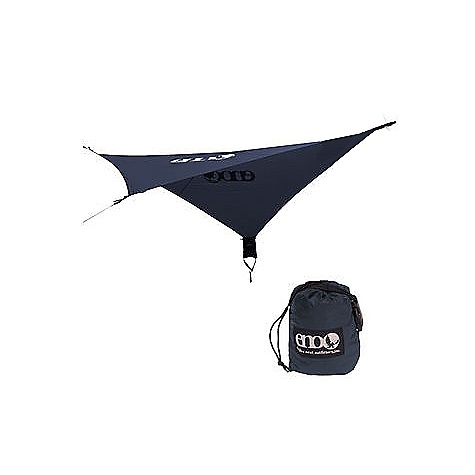 Entertainment Free Shipping. Eagles Nest FastFly The FastFly by Eagle Nest. This product complements all ENO hammocks and is displayed with lightweight, rip-stop tarps and shelters. The FastFly can be used with other brands of hammocks as well as independently, to shade and protect your buddies, gear, clothes, or dog. FEATURES of the FastFly by Eagle Nest Poly-Treated Rip Stop Nylon Large Rain Coverage Area for Dry Storage External Compression System Stuff Sack for Compact Travel Easy Set Up and Take Down SPECIFICATIONS: Dimensions: 10.5' x 10.5' Weight: 22oz - $79.95