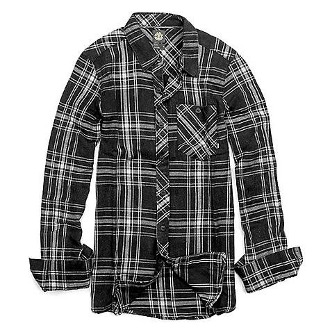 Skateboard On Sale. Free Shipping. Element Men's Baldwin Top DECENT FEATURES of the Element Men's Baldwin Top 100% cotton yarn Dyed twill weave plaid brushed flannel Acid wash and custom logo trims - $28.99
