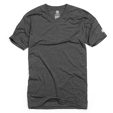 Skateboard On Sale. Element Men's Woodridge Top DECENT FEATURES of the Element Men's Woodridge Top 50% organic cotton 50% recycled polyester Heather jersey Custom sleeve print - $14.99