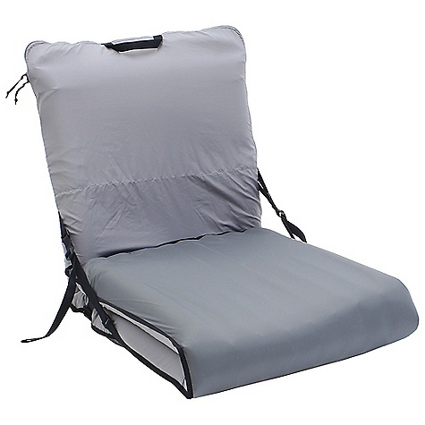 Camp and Hike Free Shipping. Exped Chair Kit FEATURES of the Exped Chair Kit Waterproof base Top surface uses Exped's skin friendly sleeping bag fabric Pole stiffened back and side adjustment straps Protective cover that converts an Exped mat into a chair or comfort lounger Removable stays, zippered opening for easy access to valves and pump Side release buckles allow one or more chair kits to be coupled together Durable construction with bar-tacked stress points, reinforcement tabs, and triangular force distribution adjustment straps Once the mat is inserted into the Chair Kit, switching from chair to sleeping positions is possible without standing up Layer of foam (e.g. Exped Multimat or Doublemat Evazote - not included) can be inserted in both upper and lower sides for protection when sleeping on rough ground - $89.00