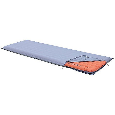 Camp and Hike Exped Mat Cover DECENT FEATURES of the Exped Mat Cover Waterproof base and breathable ripstop polyester top surface Zipper access to mat valves Connect two or more mat covers side-by-side using toggles and loops S fits small mats, M fits medium mats, MW fits MW mats, LW fits LW mats The SPECS for Small Weight: 6.3 oz / 180 g The SPECS for Medium Weight: 7.1 oz / 200 g The SPECS Medium Wide Weight: 8.1 oz / 230 g The SPECS for Long Wide Weight: 8.6 oz / 245 g - $39.95