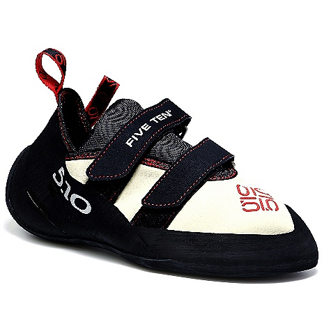 Climbing Free Shipping. Five Ten Galileo Climbing Shoe - Vegan DECENT FEATURES of the Five Ten Galileo Climbing Vegan Shoe Upper: Cowdura Closure: Velcro Outsole: Stealth Onyxx - $149.95