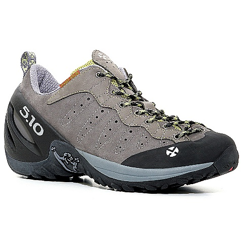 Camp and Hike On Sale. Free Shipping. Five Ten Camp 4 Shoe DECENT FEATURES of the Five Ten Camp 4 Shoe Upper: Nubuck Leather Closure: Lace Outsole: Stealth C4 / S1 - $115.99