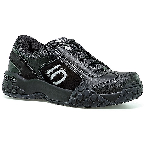 Camp and Hike Free Shipping. Five Ten Men's Impact V2 Low Shoe DECENT FEATURES of the Five Ten Men's Impact V2 Low Shoe Upper: Action Leather Closure: Lace Outsole: Stealth S1 - $119.95