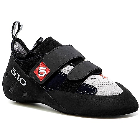 Climbing Free Shipping. Five Ten Men's Rogue DECENT FEATURES of the Five Ten Men's Rogue Climbing Shoe Upper: Perflex Closure: Velcro / Hook and Loop Outsole: Stealth C4 - $109.95