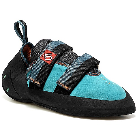 Climbing On Sale. Free Shipping. Five Ten Women's Anasazi LV Shoe DECENT FEATURES of the Five Ten Women's Anasazi LV Shoe Upper: Cowdura Closure: Velcro Outsole: Stealth C4 - $130.99
