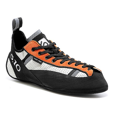 Climbing Free Shipping. Five Ten Men's Newton Shoe DECENT FEATURES of the Five Ten Men's Newton Shoe Upper: Perflex Closure: S-Lace Outsole: Stealth Onyxx - $134.95