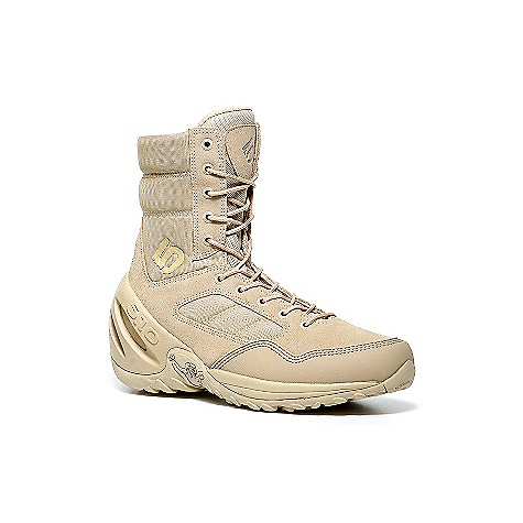 Camp and Hike Free Shipping. Five Ten Men's Valor Swat Boot DECENT FEATURES of the Five Ten Valor Swat Boot Five Ten offers a strategic advantage for soldiers, rescue personnel and heroes of all kinds A lightweight, high-friction boot Built to regulation height and specs for military and SAR teams. Silent, non-marking Stealth rubber soles Parachute cord laces Bomber construction is built to report to duty - $164.95