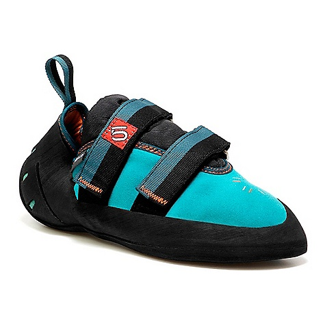 Climbing Free Shipping. Five Ten Women's Anasazi LV Climbing Shoe FEATURES of the Five Ten Women's Anasazi LV Climbing Shoe Stealth C4 Rubber - Provides high friction and excellent edging Lined synthetic upper Low-volume heel and forefoot Dual Velcro closure straps - $164.95