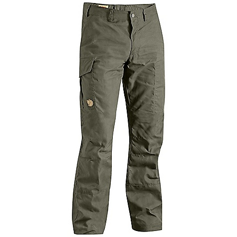 Features of the Fjallraven Men's Karl Trousers Performance cut trousers in G-1000 Silent 7 Pockets of which 1 large map pocket with bellow Zipped leg pocket for multi tools, 2 back pockets, 2 hand pockets Map and multi-tool pockets Leather details - $139.95