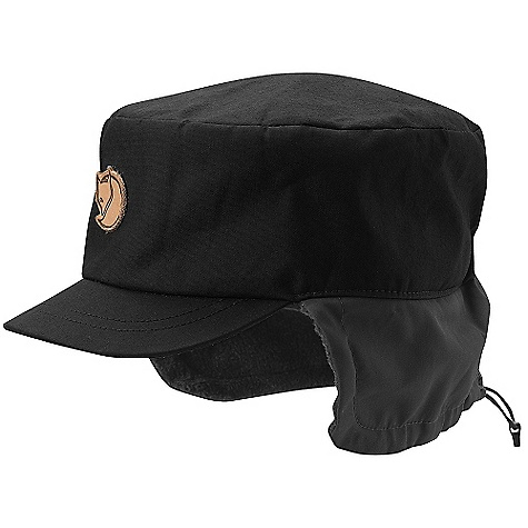 Entertainment On Sale. Free Shipping. Fjallraven Tur Hat DECENT FEATURES of the Fjallraven Tur Hat The ulitmate trekking cap for cold conditions In Vinylon F for water resistance and wind protection and G-1000 for strength and breathability With a drawcord at back to tight up around the head Fleece lining on the inside for insulation and comfort The SPECS Vinylon-F: 100% polyvinyl alcohol G-1000, Original: 65% polyester, 35% cotton Lining: 100% polyester - $69.00