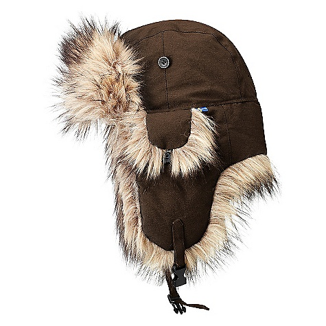 Entertainment Free Shipping. Fjallraven Tur Heater DECENT FEATURES of the Fjallraven Tur Heater Hat for very cold conditions Folding outer ear-flaps with in.hearing holesin. underneath The SPECS G-1000 HD: 65% polyester, 35% cotton, 100% Acrylic Lining: 100% polyamide - $89.95