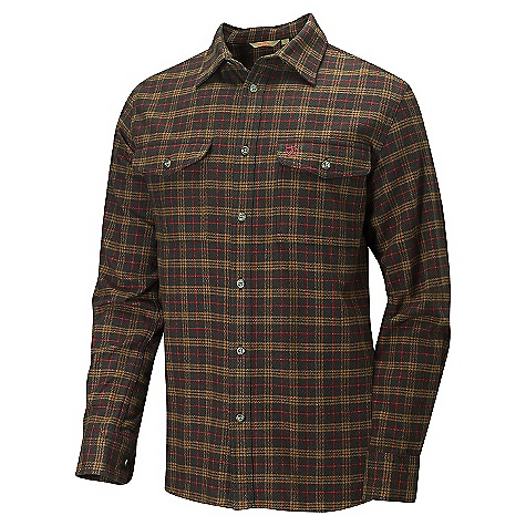 On Sale. Free Shipping. Fjallraven Men's Aska Shirt DECENT FEATURES of the Fjallraven Men's Aska Shirt Heavy cotton flannel shirt in a regular Comfortable and hardwearing 2 chest pockets Roll up sleeve function The SPECS Fit: Regular Fabric: 100% cotton flannel - $87.99