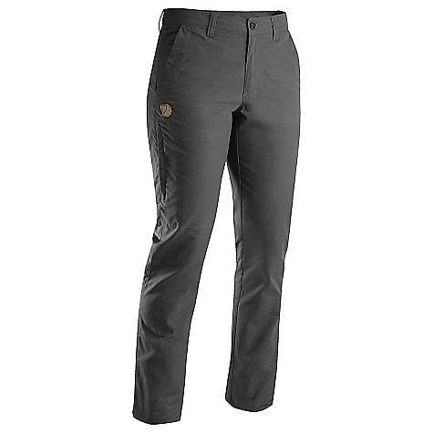 Free Shipping. Fjallraven Women's Stina Trouser DECENT FEATURES of the Fjallraven Women's Stina Trouser Everyday trouser in G-1000(R) Lite. 2 hand pockets 1 leg pocket with a hidden zip 2 back pockets with flap underside - $149.95