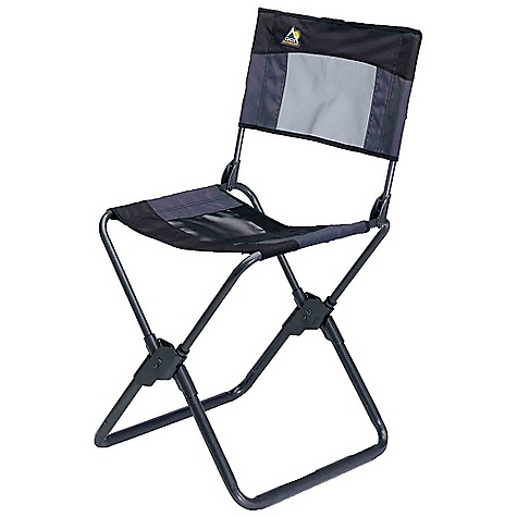 Camp and Hike GCI Outdoor Xpress Camp Chair DECENT FEATURES of the GCI Outdoor Xpress Camp Chair Xpress Telescoping Technology Angled backrest Folds compactly The SPECS Weight Capacity: 250 lbs Open Size: 20.5 x 16.5 x 31in. Seat Height: 18.5in. Folded Size: 16.5 x 16.5 x 2.5in. Unit Weight: 7 lbs - $34.99