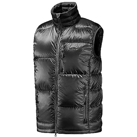 On Sale. Free Shipping. GoLite Men's Beartooth 650 Fill Down Vest DECENT FEATURES of the GoLite Men's Beartooth 650 Fill Down Vest Secure hand warmer and chest pockets Stuff sack The SPECS Weight: 13 oz / 355 g Fill Weight: 90 g 40 g/m2 - 100% Polyester Face with DWR 650 Fill Goose Down 67 g/ m2 - 100% Recycled Polyester Lining Fit: Relaxed - $69.99