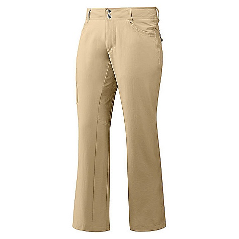 Camp and Hike On Sale. Free Shipping. GoLite Women's Siskiyou Hiking Pant DECENT FEATURES of the GoLite Women's Siskiyou Hiking Pant Snap closure and zippered fly Belt loops Hand pockets Secure rear and cargo pockets Articulated knee Full length inseam gusset The SPECS Weight: 8 oz / 230 g Fit: Regular Inseam: 31in. Material: 100% Nylon - $59.99