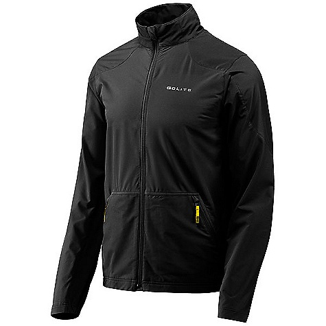 On Sale. Free Shipping. GoLite Women's Post Canyon Softshell Jacket DECENT FEATURES of the GoLite Women's Post Canyon Softshell Jacket Secure hand and internal pockets Elastic cuffs Zipper garage and internal draft flap Reflective logos The SPECS Weight: 9 oz / 260 g Fit: Semi-fitted Material: 88% Recycled Polyester, 12% Spandex, DWR - $69.99