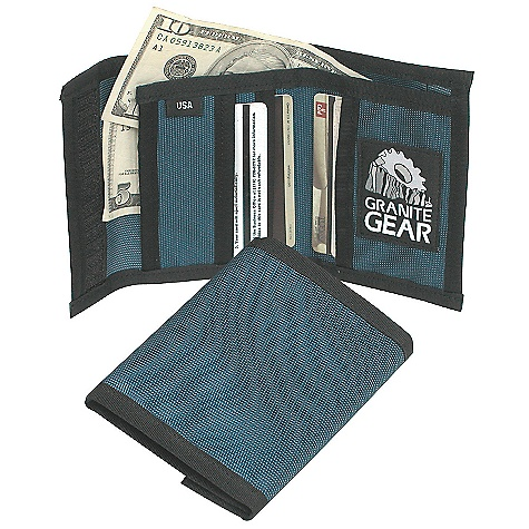 Entertainment Granite Gear Wallet The SPECS Dimension: Closed: 5 x 3.5in. - $12.95