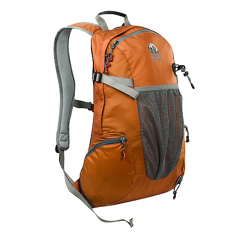 Camp and Hike Free Shipping. Granite Gear Chilaca 22 Backpack DECENT FEATURES of the Granite Gear Chilaca 22 Backpack Side compression Detachable webbing hipbelt Padded shoulder straps Sternum strap with whistle Mesh front pocket Dual bottle holsters Trekking pole attachment Hydration port and sleeve Internal zippered pocket External zippered pockets The SPECS Weight: 1 lb 9 oz / 0.71 kg Volume: 1300 cubic inches / 22 liter Fits Torso: 16 - 21in. / 46 - 53 cm OVERSIZE ITEM: We cannot ship this product by any expedited shipping method (3-Day, 2-Day or Next Day). Even if you pick that option, it will still go Ground Shipping. Sorry for being so mean. - $68.95