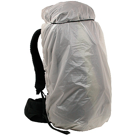 Granite Gear Cloud Cover Pack Fly FEATURES of the Granite Gear Cloud Cover Pack Fly Packs into sewn in stuffsack Bungee and cordlock secures packfly to pack Ultralight Assorted colors - $34.95