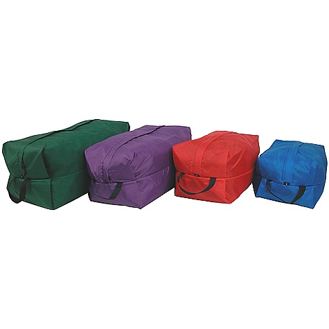 Granite Gear Zipp Sack FEATURES of the Granite Gear Zipp Sack Zippered closure Haul loops Space saving shape Assorted colors - $16.95