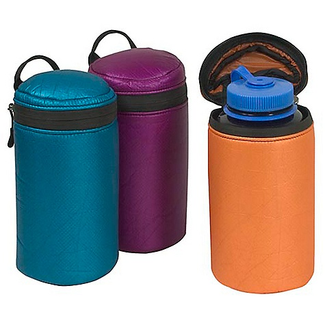 Entertainment Granite Gear Air Cooler Pack The SPECS for 1 Liter Nalgene Weight: 3.6 oz / 101 g The SPECS for 0.5 Liter Nalgene Weight: 2.6 oz / 72.5 g The SPECS for 1 Pint Ice Cream Weight: 2.7 oz / 76 g OVERSIZE ITEM: We cannot ship this product by any expedited shipping method (3-Day, 2-Day or Next Day). Even if you pick that option, it will still go Ground Shipping. Sorry for being so mean. - $21.95