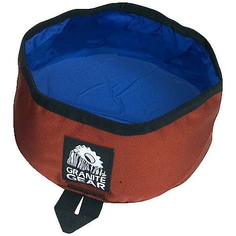 Entertainment Granite Gear Slurpin Bowl DECENT FEATURES of the Granite Gear Slurpin Bowl Collapsible Stabilizes with water The SPECS for Small Diameter: 6.5in. Holds Volume: 60 oz / 1.8 liter The SPECS for Medium Diameter: 7.5in. Volume: 108 oz / 3.2 liter The SPECS for Large Diameter: 8.5in. Volume: 168 oz / 5 liter - $17.95