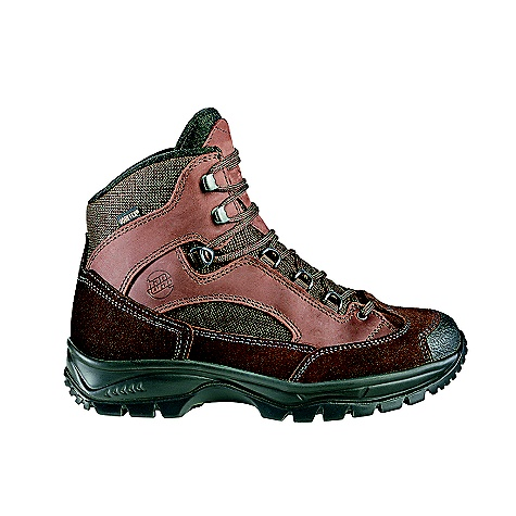 Camp and Hike Free Shipping. Hanwag Men's Banks GTX Boot DECENT FEATURES of the Hanwag Men's Banks GTX Boot Superfine adjustable lacing down to toes Extraordinary comfortable trekking last Plenty of flex for smoothest walking Hand-mounted rubber tip protection The SPECS Weight: ca. 600 g (Size 7,5) Upper: Nubuk, Sportvelours, Cordura Lining: GORE-TEX Sole: Vibram Ultra Grip - $239.95