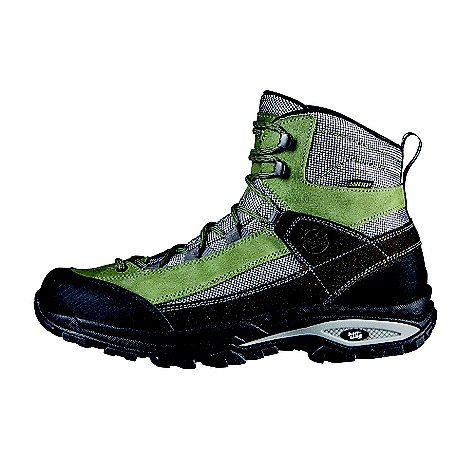 Camp and Hike Free Shipping. Hanwag Women's Saponi GTX Boot DECENT FEATURES of the Hanwag Women's Saponi GTX Boot Extraordinary comfortable trekking last Soft cushioning, self-cleaning outdoor outsole - $219.95