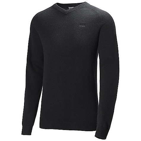 Free Shipping. Helly Hansen Men's Winter Transat V Neck Top DECENT FEATURES of the Helly Hansen Men's Winter Transat V Neck Top Wool, Viscose mix Flatknit 9 Gage The SPECS Fabric: 50% Wool 28% Viscose 15% Nylon 7% Angora Weight: 500 g This product can only be shipped within the United States. Please don't hate us. - $99.95
