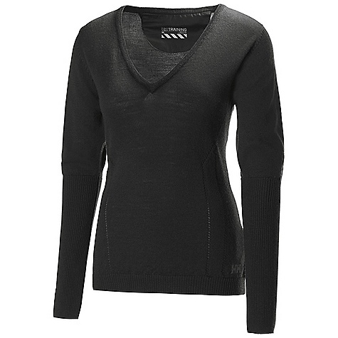 On Sale. Free Shipping. Helly Hansen Women's Harmony Knit Top DECENT FEATURES of the Helly Hansen Women's Harmony Knit Top 100% Mercerized Wool 12 Gage The SPECS Weight: 270 g Fabric: 100% Wool This product can only be shipped within the United States. Please don't hate us. - $88.99